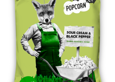 ideally global the british popcorn co